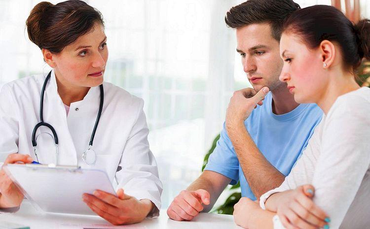 Методы диагностики применяемые репродуктологом